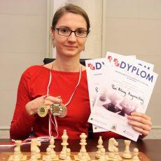 Wyniki turnieju szachów szybkich 2016.