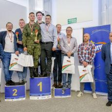 Wyniki turnieju szachów błyskawicznych 2017.