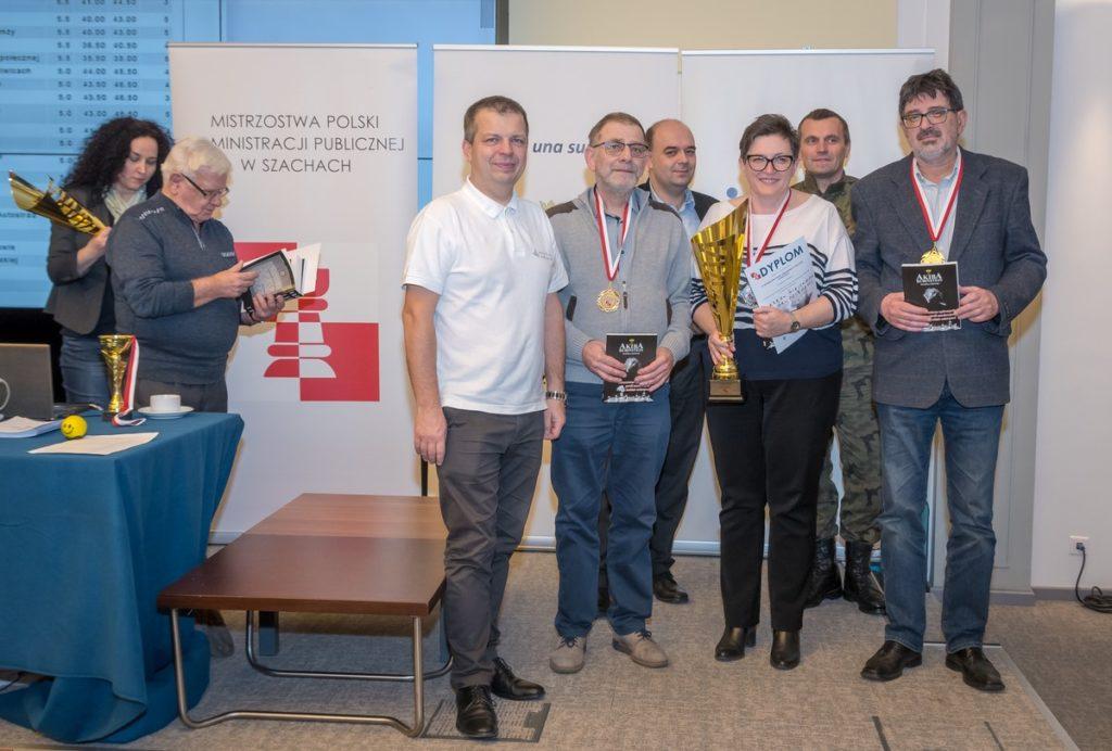 Wyniki turnieju szachów szybkich 2018